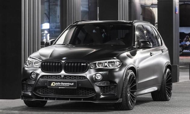 В Auto-Dynamics сделали из BMW X5 M 670-сильный суперкроссовер