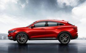 Кросс-купе Dongfeng: два «лица» и салон в стиле Audi