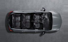 Chevrolet Orlando изменился не только внешне: фото салона новой модели