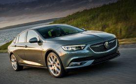 В семействе Buick Regal появилась версия Avenir