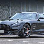 Трёхдверный Mercedes-AMG GT обновится во второй раз