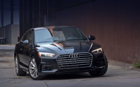 Марка Audi уберёт все машины на «механике» с рынка США