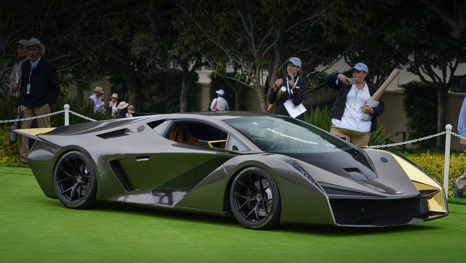 Суперкар Salaff C2 заставил искать в себе Lamborghini Gallardo