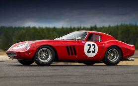 Гоночный Ferrari 250 GTO опять побил рекорд аукциона