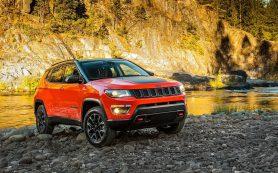 Jeep назвал рублевую стоимость нового Compass