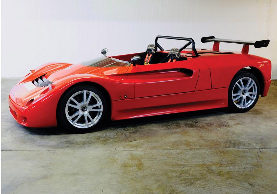 Редкую «баркетту» Maserati выставят на торги