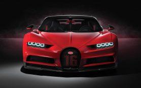 Bugatti представил «экстремальную» альтернативу Chiron