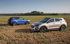 Hyundai Tucson: Как изменился обновленный кроссовер