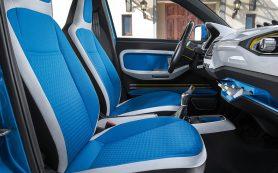 Volkswagen показал интерьер крошечного кроссовера