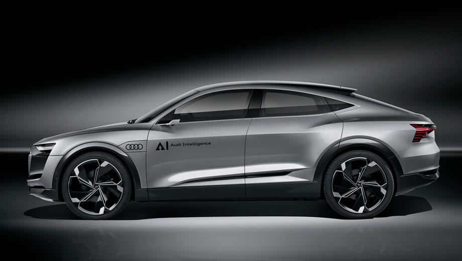 Фирма Audi построит электрокары на четырёх платформах