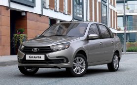 АвтоВАЗ назвал цены на обновленную Lada Granta