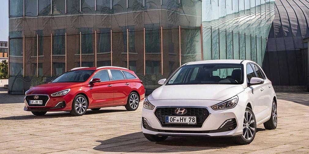 Hyundai представил обновленный i30
