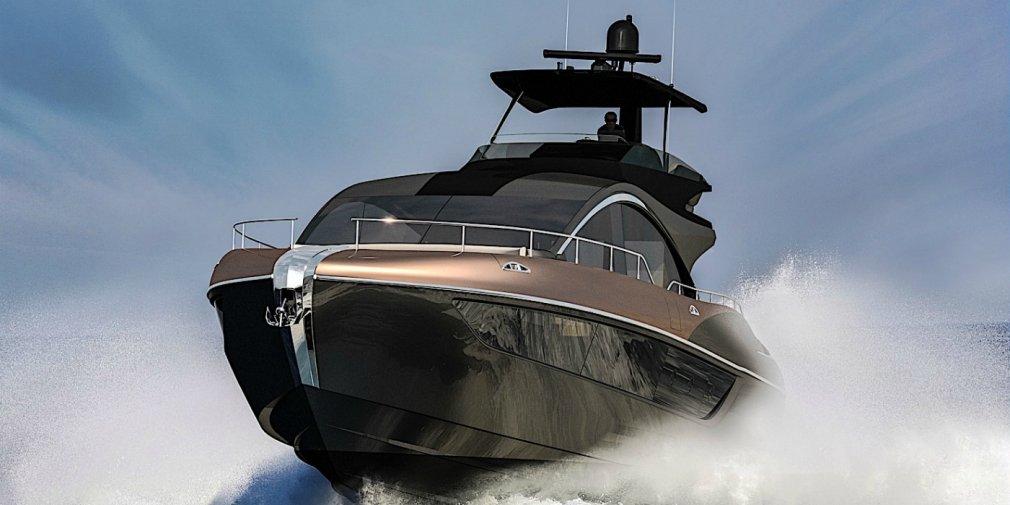 Lexus выпустил первую серийную яхту