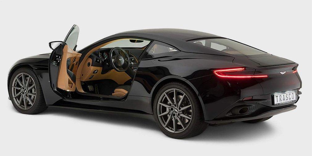 Немцы выпустили пуленепробиваемый суперкар Aston Martin DB11