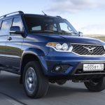 Первый автосалон марки УАЗ открылся в Ливане