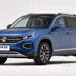 Volkswagen сделал ещё один кроссовер для Китая