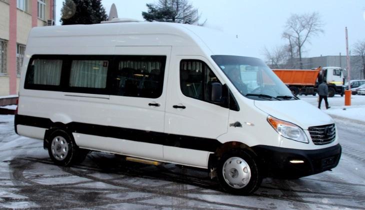 МАЗ запускает производство фургонов и микроавтобусов, скопированных со «Спринтера»