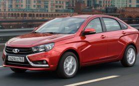 АвтоВАЗ поднимает цены на модели «Лада Веста» и «Лада Ларгус»