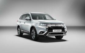 Mitsubishi Outlander после обновления подорожал на 80 тысяч рублей