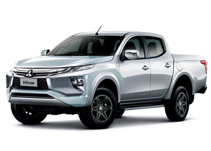 Mitsubishi опубликовала первые фотографии обновленного L200
