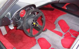 На продажу выставили единственный экземпляр прототипа Sbarro Espace GT1