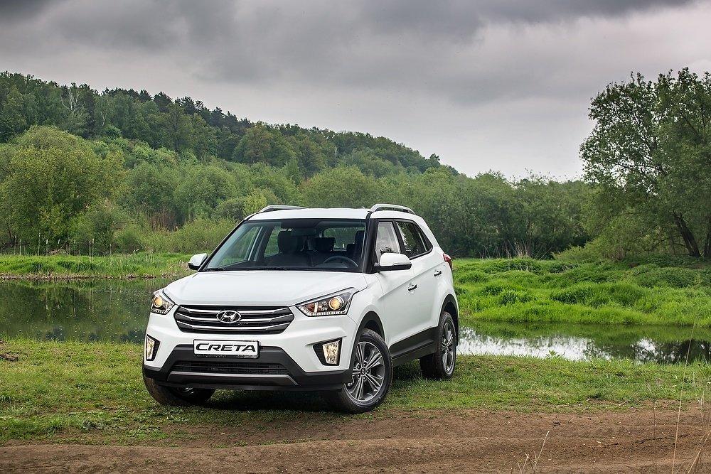 В России отозвали около 30 тысяч кроссоверов Hyundai Creta