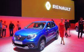 Renault объявила цены на «внедорожные» Logan и Sandero