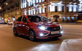 Lada Vesta Sport: Чем поразила самая быстрая серийная Lada