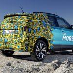 """""""Я – больше!"""": первые сведения о самом маленьком кроссовере VW"""
