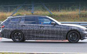 Облик универсала BMW третьей серии прояснился окончательно