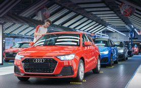 Компания SEAT начала производство хэтчбека Audi A1