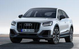 Audi SQ2: компактный кроссовер с 300-сильным мотором