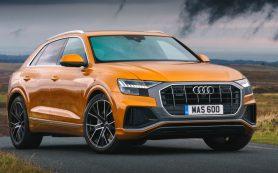 Дилеры марки Audi начали принимать заказы на новый кроссовер