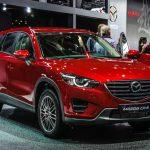 Mazda отзовет в России сотни кроссоверов из-за проблем с тормозами