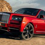 Rolls-Royce Cullinan: когда элитарность зашкаливает