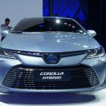 Toyota официально представила новый седан Corolla