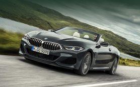 Кабриолет BMW восьмой серии попадёт к покупателям весной