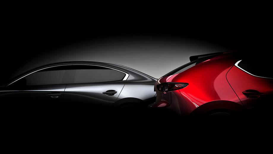 Новая Mazda 3 отпразднует премьеру в Лос-Анджелесе