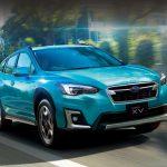 Раскрыт запас хода на батарее паркетника Subaru Crosstrek Hybrid