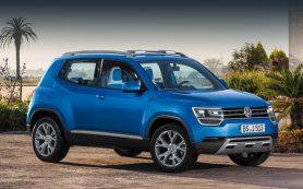Компания Volkswagen выпустит доступный электрокроссовер