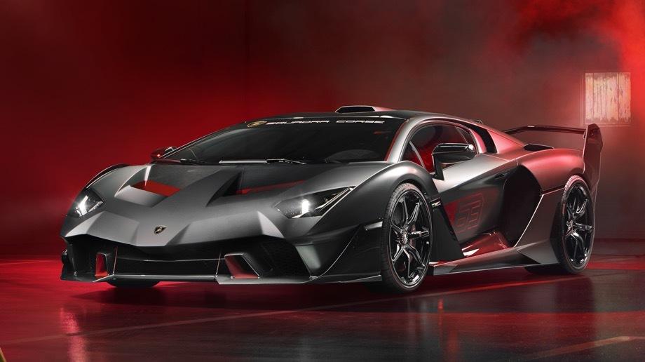 Купе Lamborghini SC18 открыло счёт индивидуальным проектам