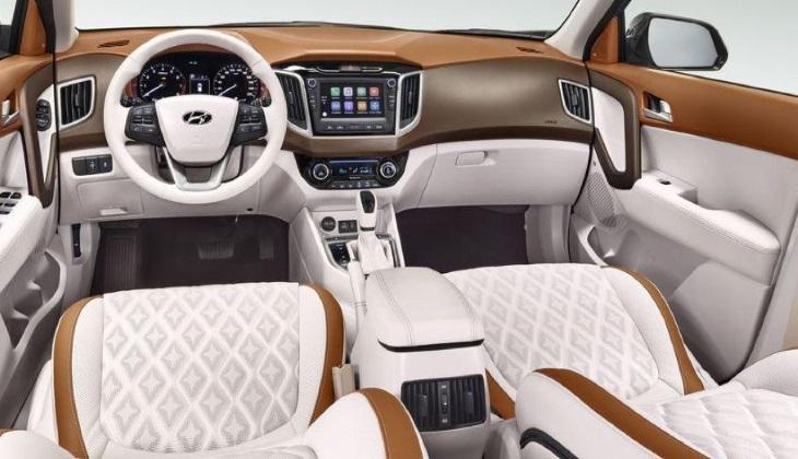 В Бразилии представили роскошную версию кроссовера Hyundai Creta