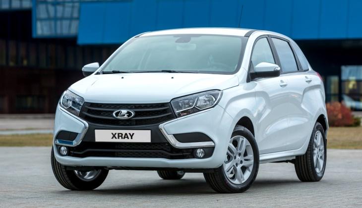 «Лада XRAY» нового модельного года: салон просторнее, цена ниже