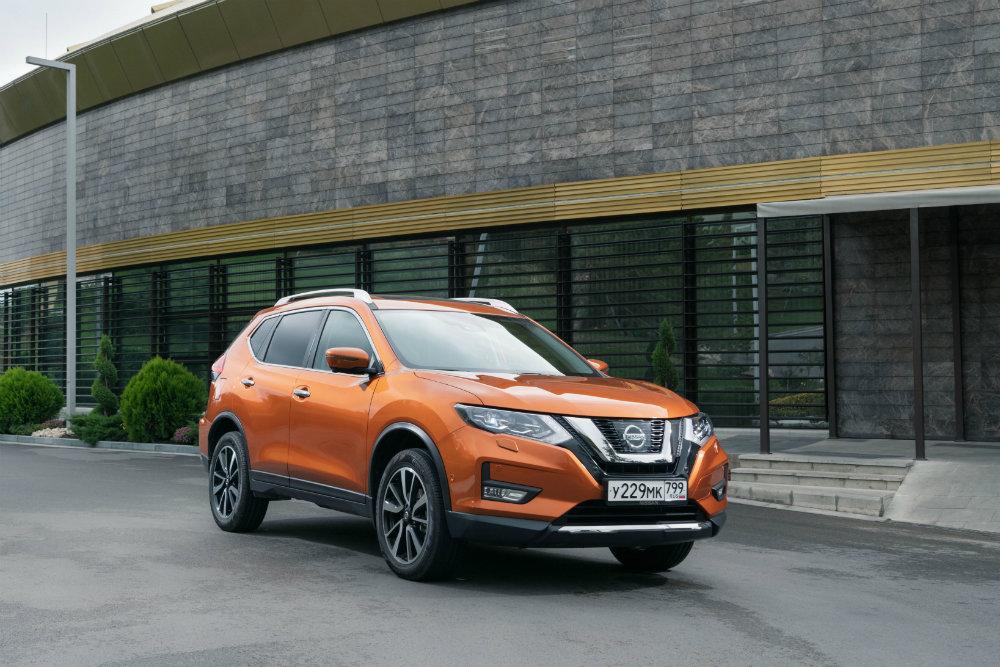 Объявлены цены на новый Nissan X-Trail
