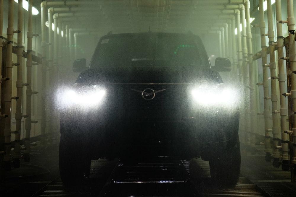 УАЗ будет выпускать автомобили без брака