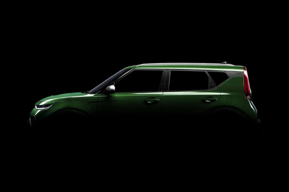 Новый Kia Soul: «внедорожная» версия и турбомотор