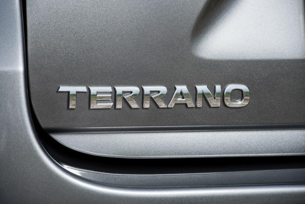 Nissan представил обновленный кроссовер Terrano