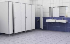 Сантехнические перегородки в детские туалеты под «ключ»: идеальное предложение в Москве