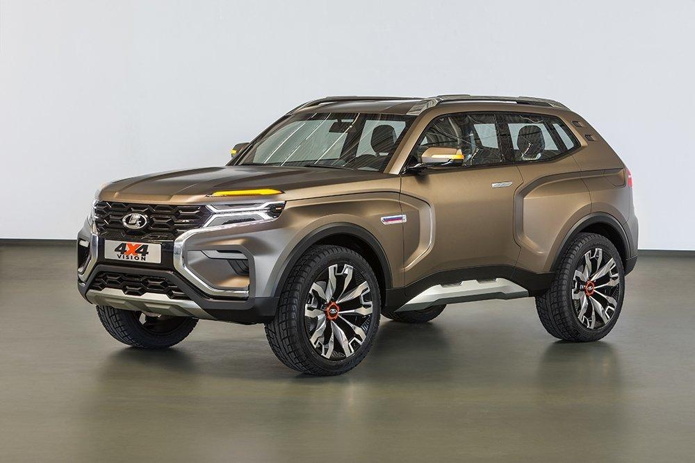 Планы АвтоВАЗа: восемь новых моделей и девять рестайлингов