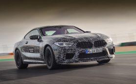Спортивное купе BMW M8 выйдет сразу в двух версиях